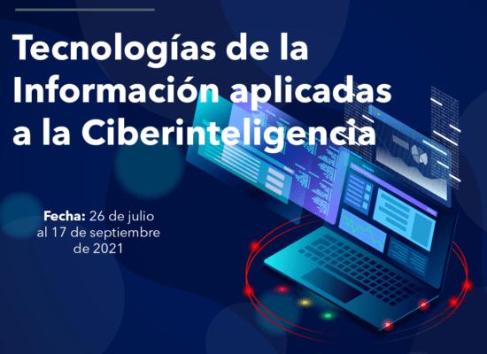 Curso Tecnologías de la información y la comunicación (TIC) en la ciberinteligencia