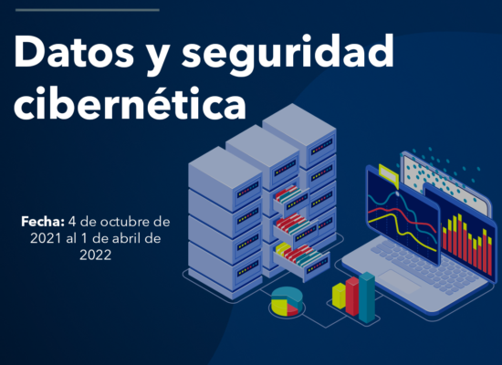 Curso DATOS Y SEGURIDAD CIBERNÉTICA